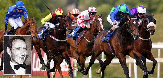 UK Psychics Articles- The man who dreamed of horse race winners
